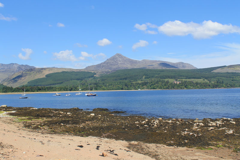 Arran Deliveries